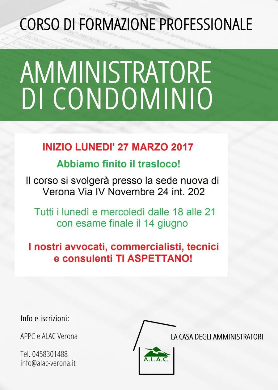 DIVENTARE AMMINISTRATORE DI CONDOMINIO CON ALAC SI PUO'